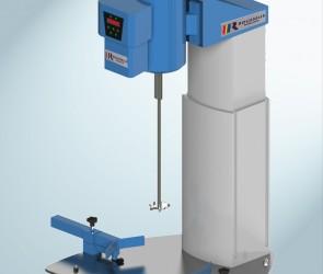 Rousselle-Industrie-Melangeur-laboratoire-Geramix